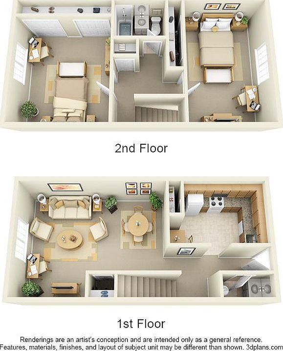 Zillow Apartments Rent: Park Ridge Apartment Rentals - Troy, NY