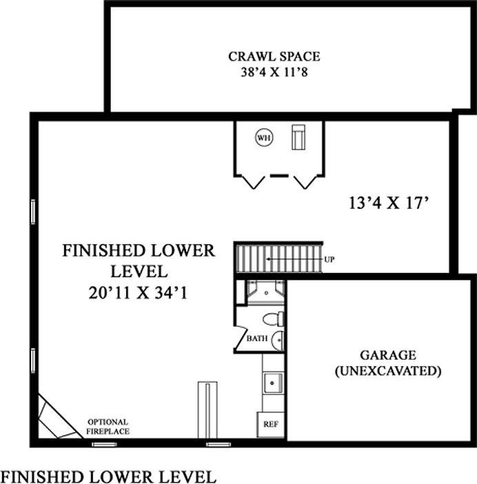 Floor Decor Arlington Heights: Maronda Baybury Home Floor Plans