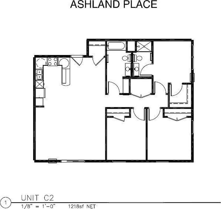 3 Bedroom Apartments Zillow: Ashland Place Apartment Rentals - Rochester, MN