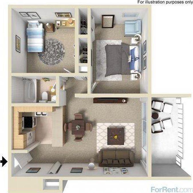 Summer House Apartments - Alameda, CA