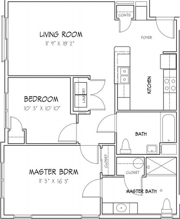 Residences At Sundial Apartment Rentals