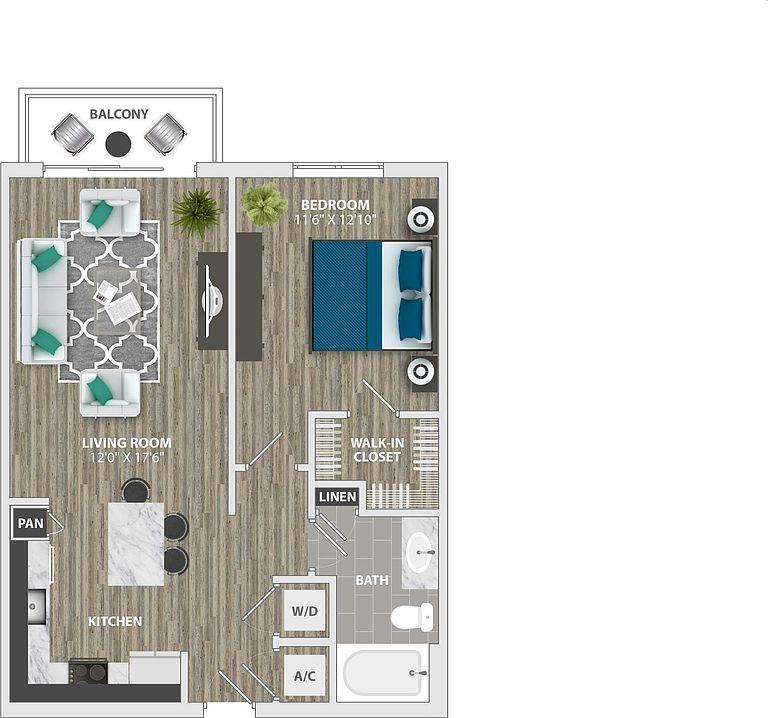 Zillow Florida Homes For Rent: Art Square Apartment Rentals - Hallandale Beach, FL