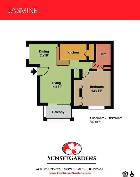 Sunset Gardens Apartments - Miami, FL | Zillow