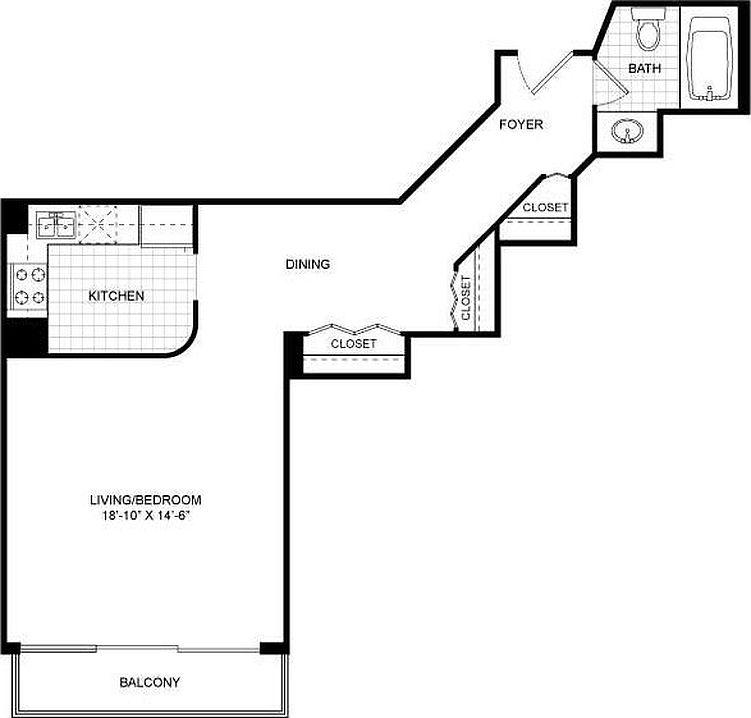 140 Prospect Apartment Rentals - Hackensack, NJ