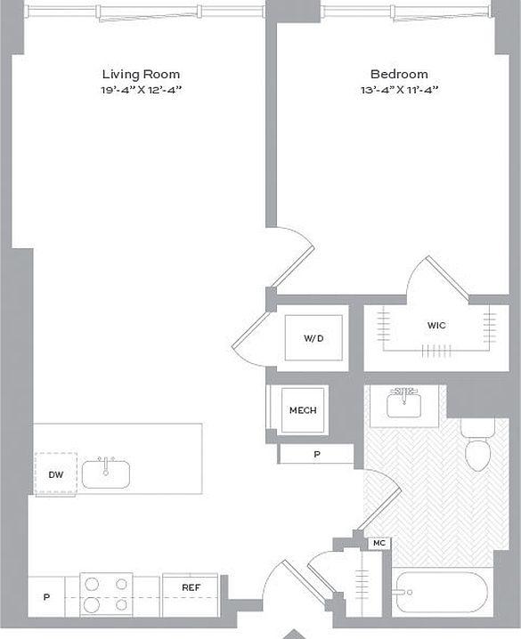 Harbor 1500 Apartment Rentals - Weehawken, NJ