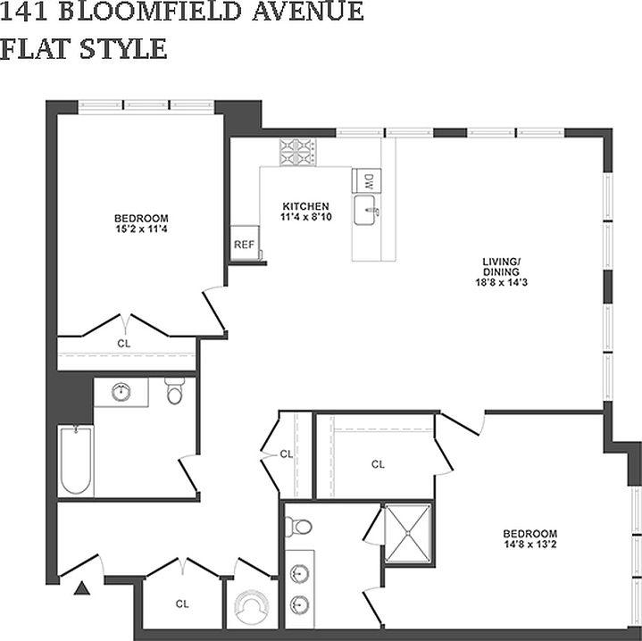 Zillow Rentals Nj: Annin Lofts Apartment Rentals - Verona, NJ