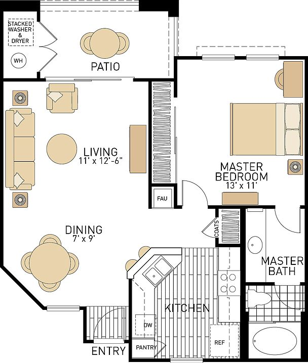 Villa Coronado Apartment Homes - Irvine, CA