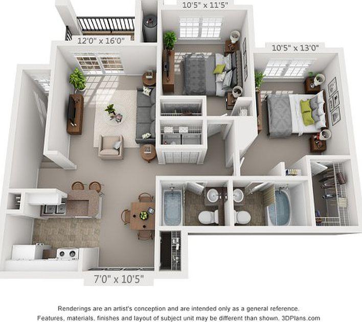 Fox Hollow Apartments: The Retreat At Fox Hollow Apartment Rentals