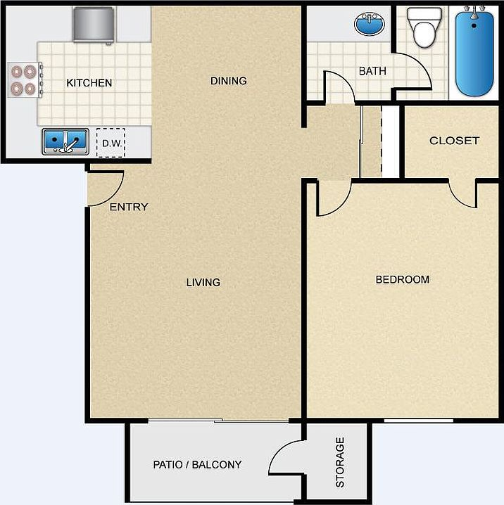 Arcadia Park Apartment Rentals - Tucson, AZ