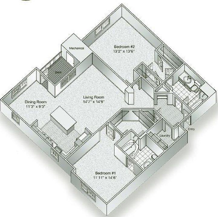 Zillow Ct Rentals: Residences At 299 Apartment Rentals - Farmington, CT