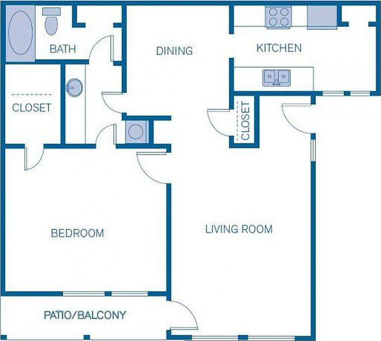 5401 Chimney Rock Apartment Rentals - Houston, TX