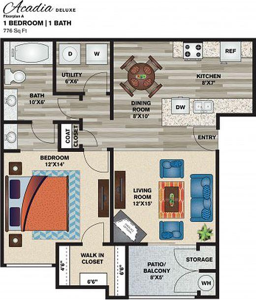 Solitude At Centennial Apartments - Las Vegas, NV