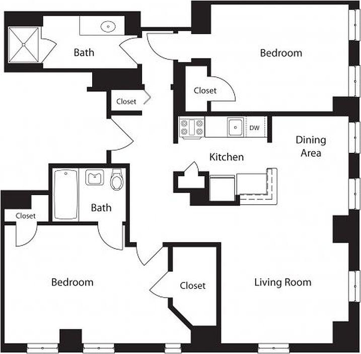 The Drake Apartments - Philadelphia, PA