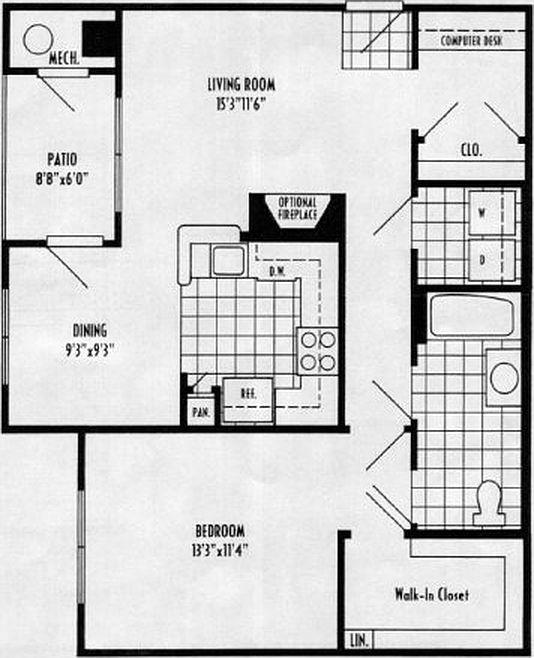 Apartments In New Jersey Zillow: Mount Laurel Crossing Apartments - Mount Laurel, NJ