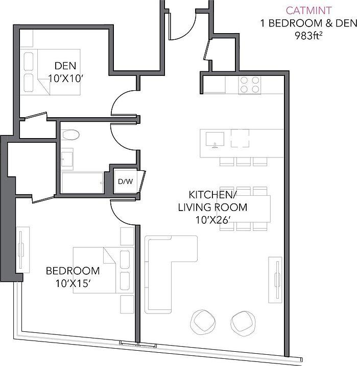 Zillow Rentals Nj: Essence 144 Apartment Rentals - East Orange, NJ