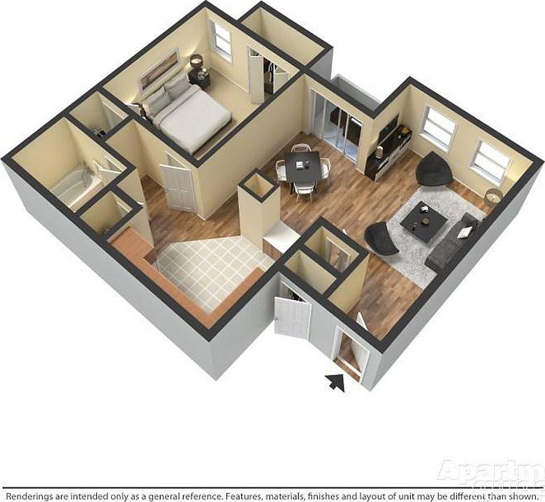 Apartments Zillow: Wilshire Apartments - Lake Charles, LA