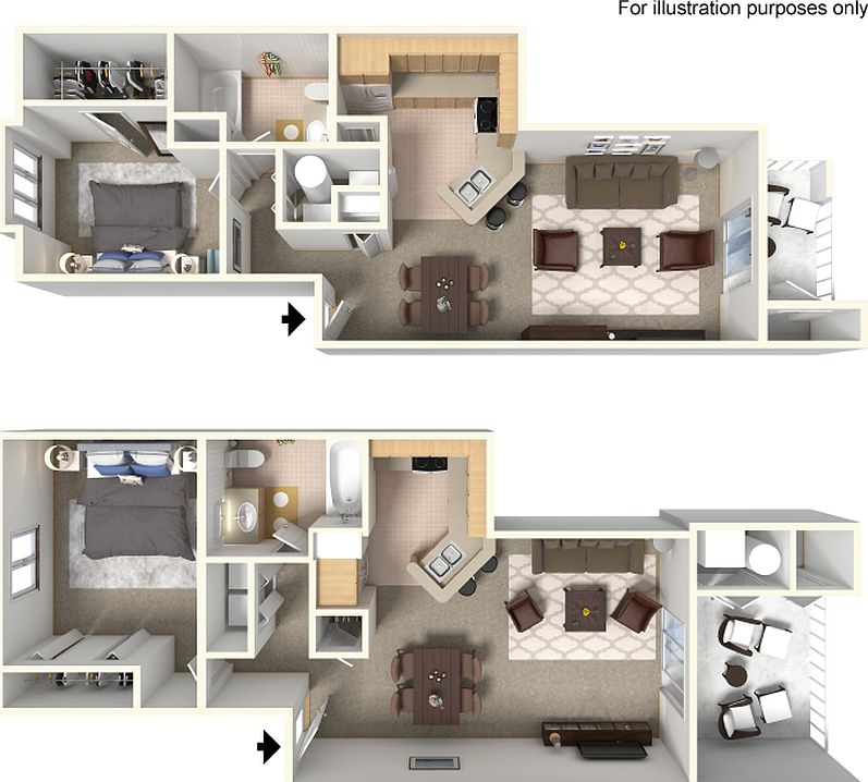 Stunning Clear View Apartments Ideas - Interior Design Ideas ...