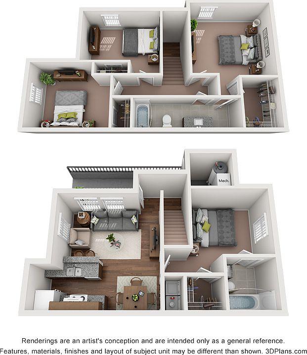 Lakecrest Apartments: Lakecrest Village Apartment Rentals - Houston, TX