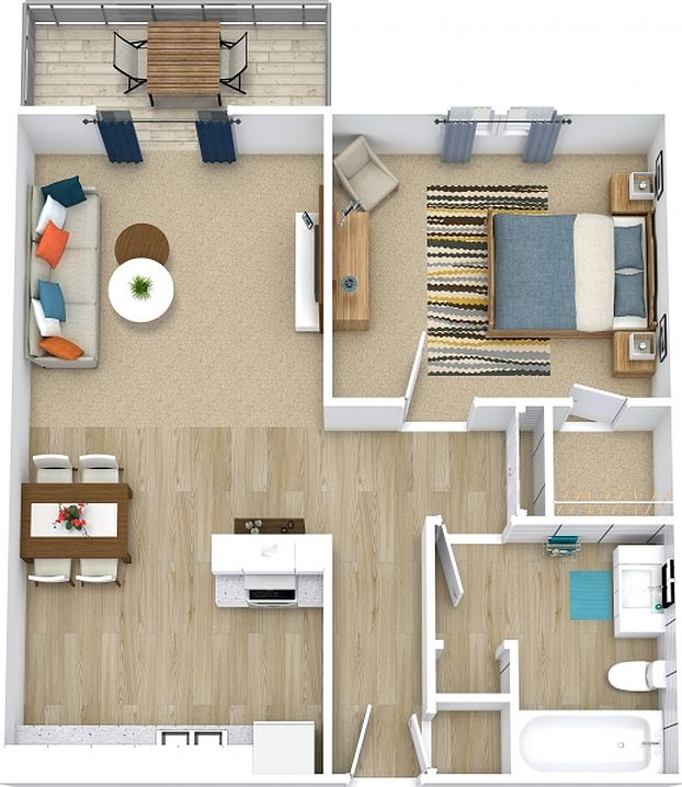 Zillow Apts: The Wilder Apartment Rentals - Lenexa, KS