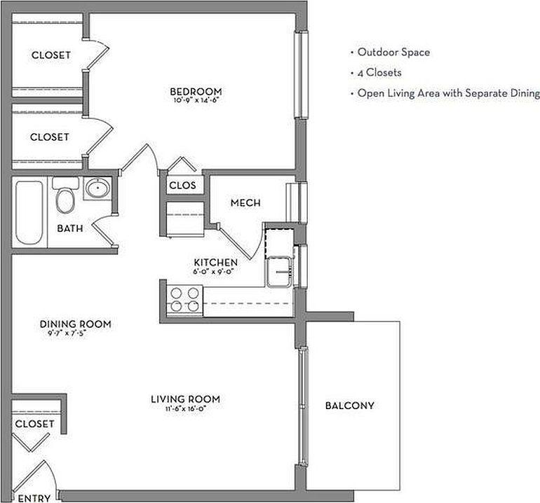 Zillow Real Estate Nj: Echelon Glen Apartment Rentals - Voorhees, NJ