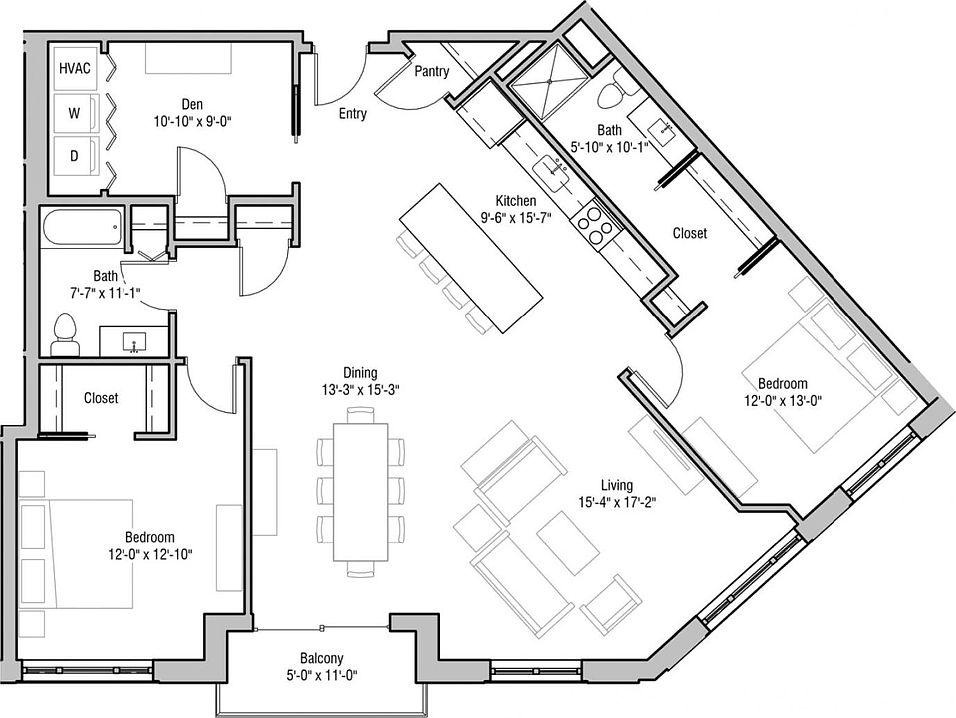 1722 Monroe Apartment Rentals