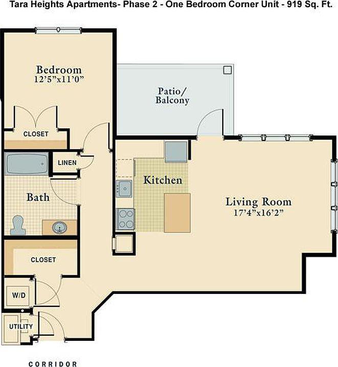 Tara Bridge Apartments: Tara Heights Apartments At Gateway Hills Apartment Rentals