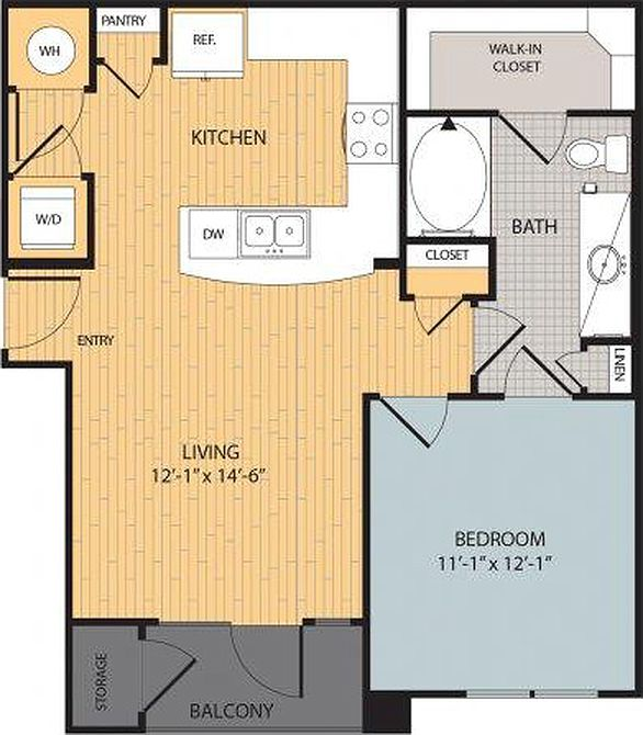 Zillow Apartments Rent: Broadstone Harmony Apartment Rentals - Spring, TX