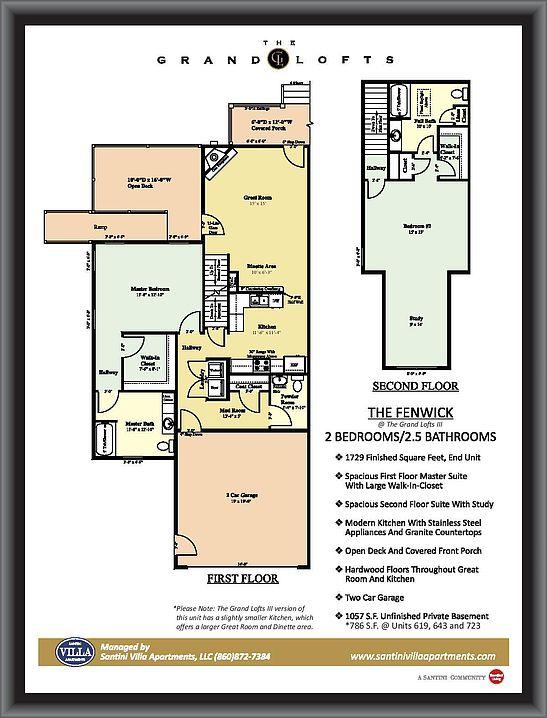 The Grand Lofts Apartment Rentals Vernon Ct Zillow
