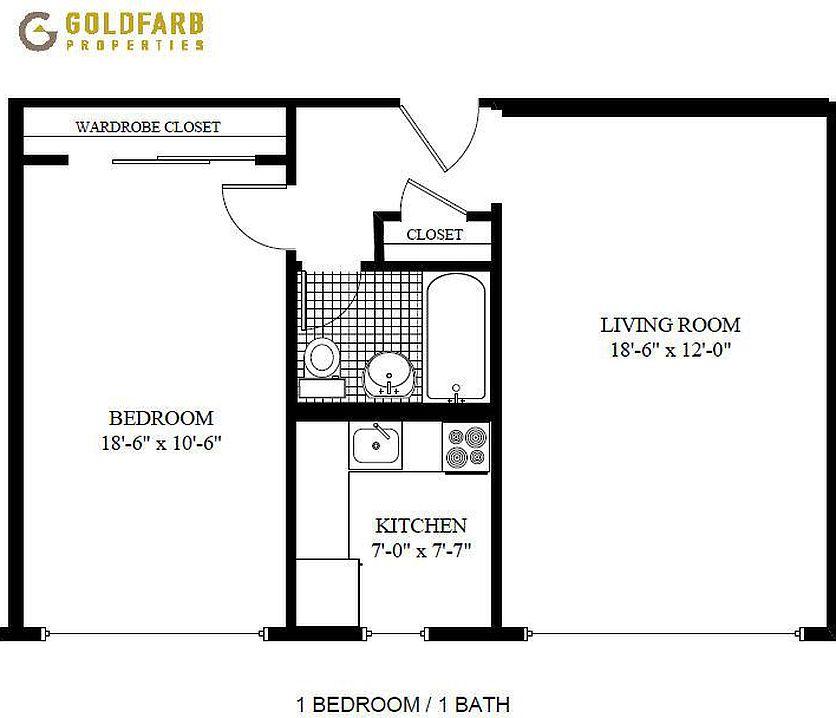 Zillows Nj: Maple Gardens Apartments - Irvington, NJ