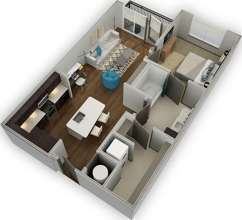 Zillow Apartments Rent: IMT Germantown Apartment Rentals - Nashville, TN