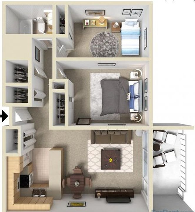 $2,489+ Per Month  Summer House Apartments Alameda