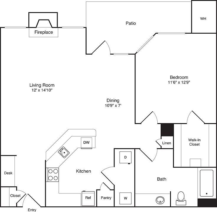Zillow Ma Rentals: Liberty Park Apartment Rentals - Braintree, MA