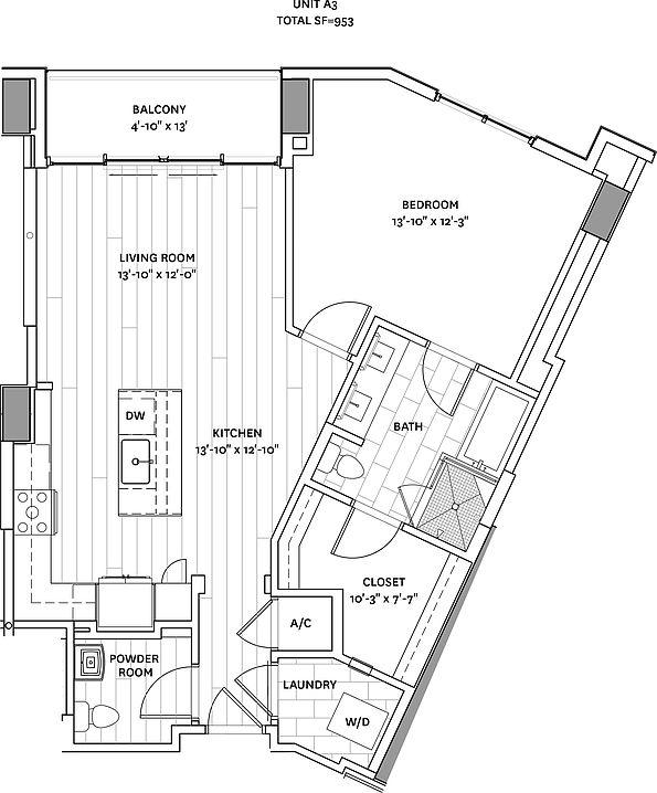 The Huntley Apartment Rentals