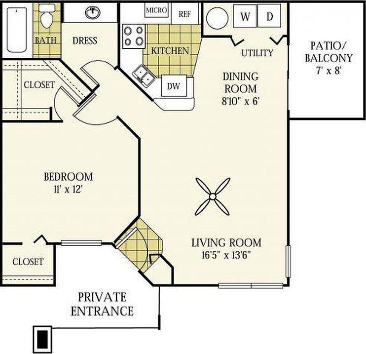 Zillow Florida Homes For Rent: Promenade Apartment Rentals - Winter Garden, FL