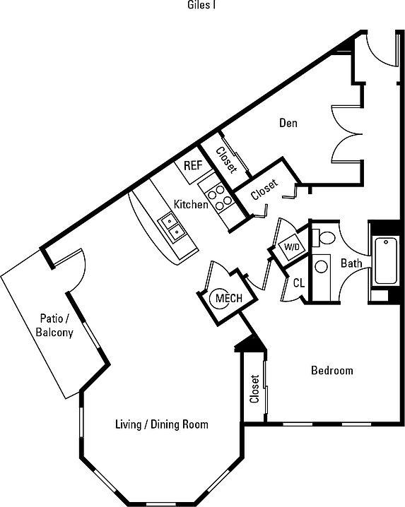 Worthington Luxury Apartment Rentals