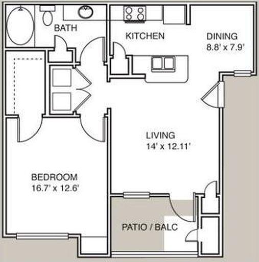 Legacy Of Cedar Hill Apartments - Cedar Hill, TX
