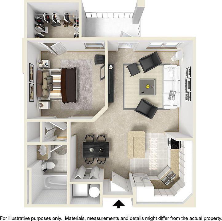 Zillow Apartments Rent: City View Apartment Rentals - Orlando, FL