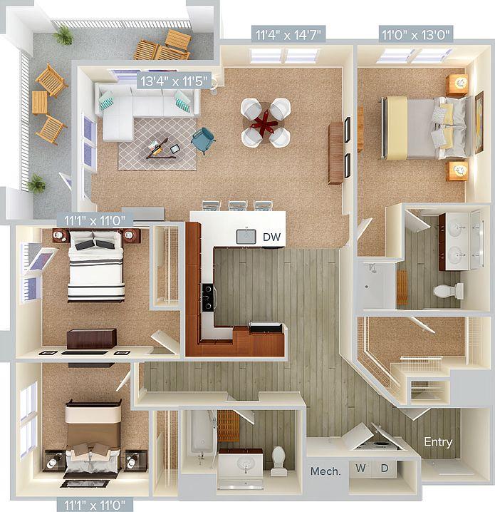 Zillow Apartments Rent: Avalon Hunt Valley Apartment Rentals