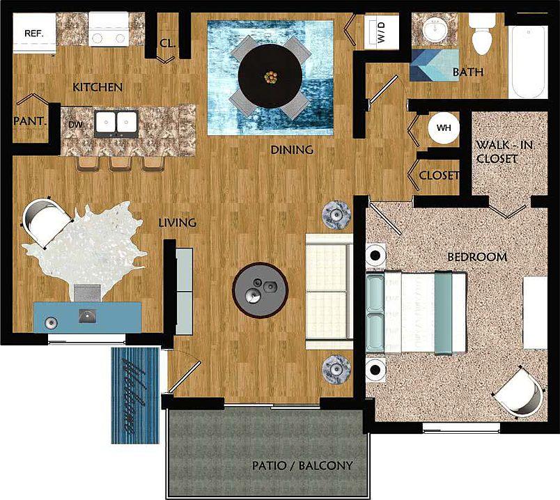 Stillwater Palms Apartment Rentals - Palm Harbor, FL