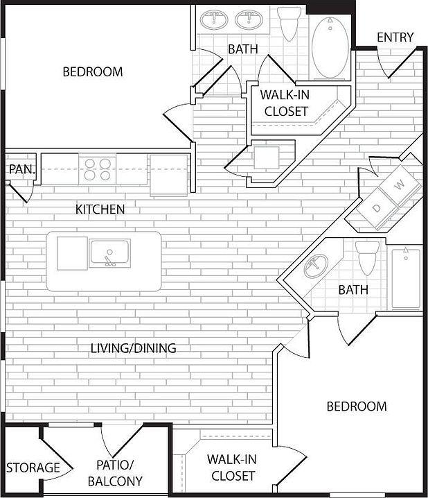 Agave Apartment Rentals