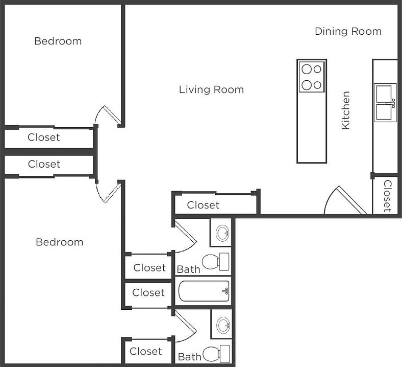 Bayberry Apartments: Bayberry Place Apartment Rentals - Eagan, MN