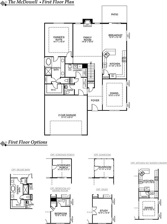 Mcdowell Patriots Landing By Eastwood Homes Zillow
