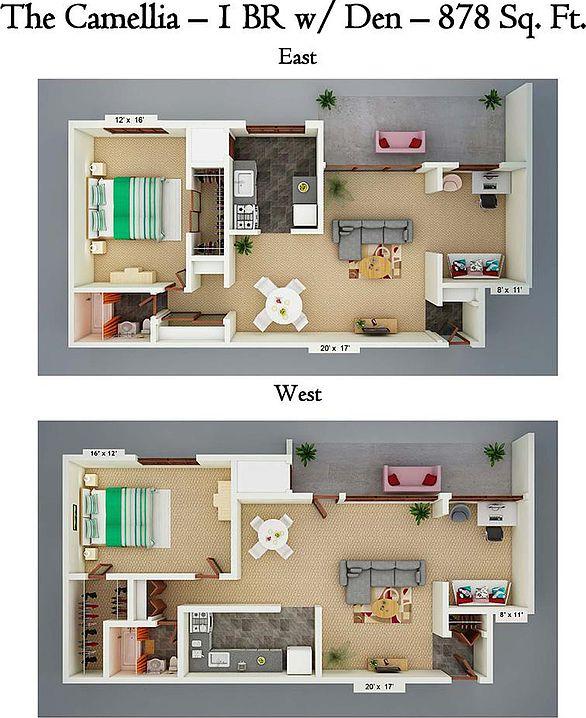 Zillow Apartments For Rent: Pinewood Gardens Apartment Rentals - Norfolk, VA