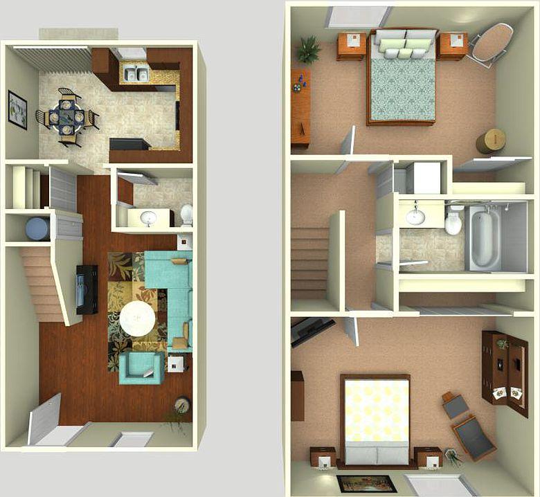 English Village Apartments: The Addison At English Village Apartment Rentals