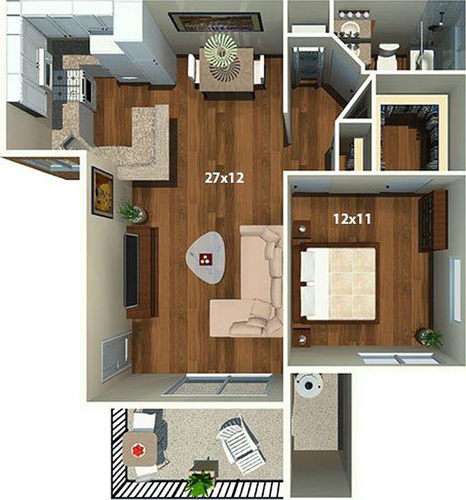 Zillow Apts: Hidden Cove Apartments - Escondido, CA