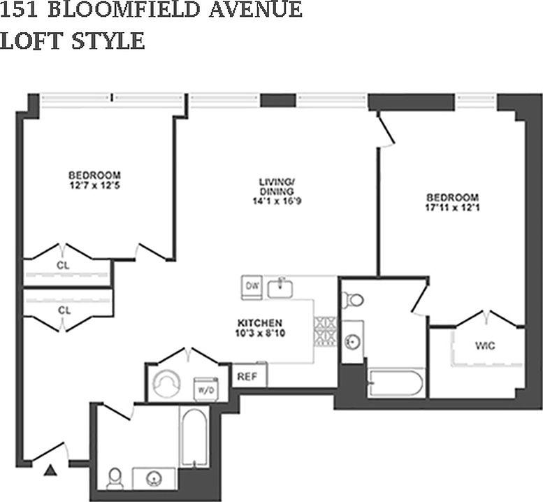 Apartments In New Jersey Zillow: Annin Lofts Apartment Rentals - Verona, NJ