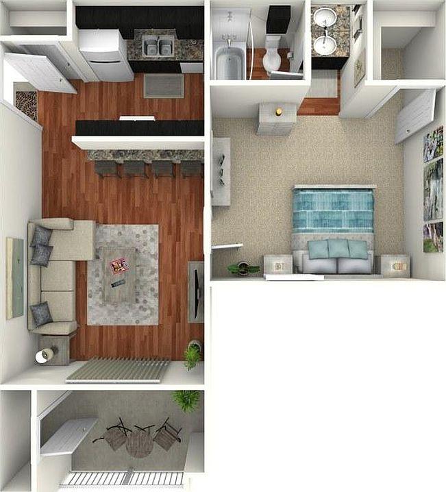 Zillow Apartments For Rent: Barcelo Apartment Rentals - San Antonio, TX