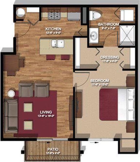 Zillow Com Nj: Prairie Square Apartment Rentals - Highland, IN