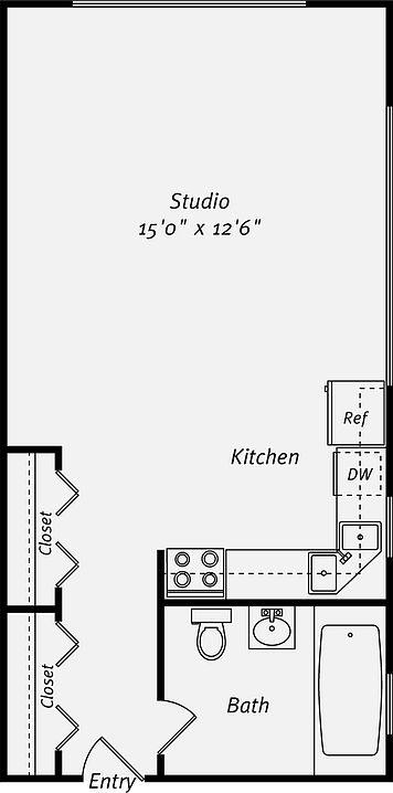 Avalon Sunset Towers Apartment Rentals