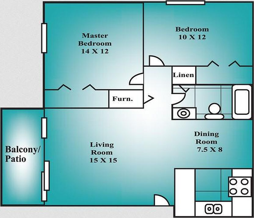 Briarwood Village Apartment Rentals - Springfield, MO